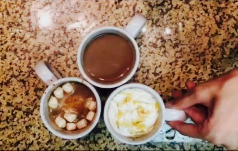 Spice up your hot chocolate (video)