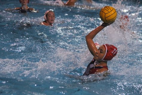 Girls water polo shocks Freeway League with victory over Sunny Hills