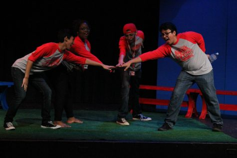 ComedySportz hosts their first match