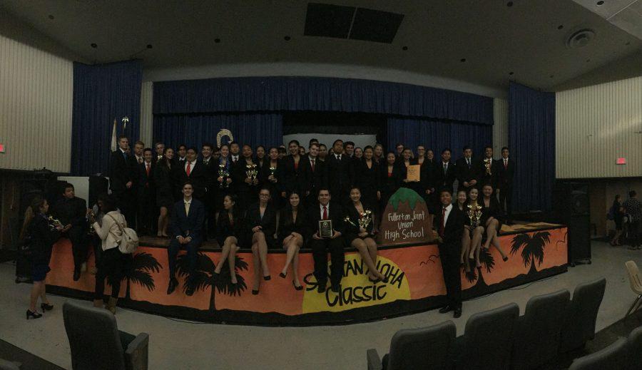 Speech and Debate team wins final tournament