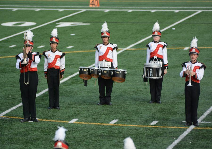 FUHS+Marching+Band.+Photo+by+Helen+Craft.