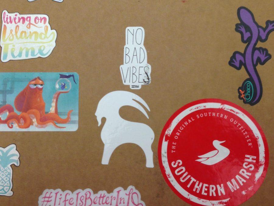 Free Stickers – THE TRIBE TRIBUNE