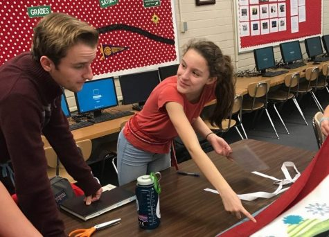 NHS participates in Project Linus