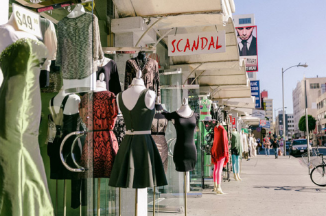 Photo Courtesy of the LA Fashion District; fashiondistrict.org