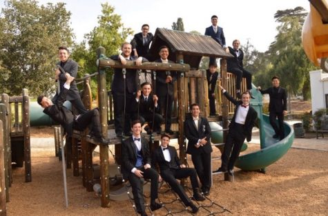 Mr. Fullerton nominees. Photos by Jacqueline Taylor.