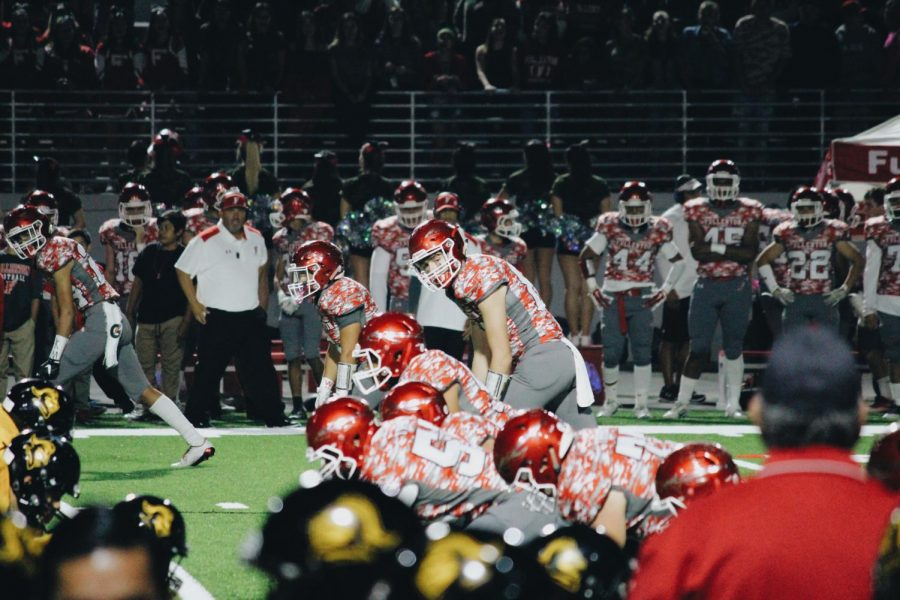 Football advances to second CIF game