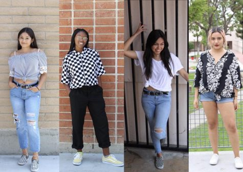 FUHS students style fall fashion trends
