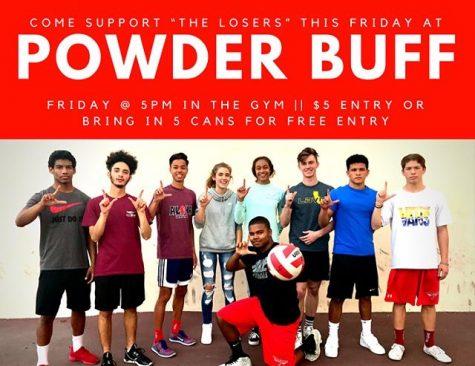 FUHS's first annual Powder Buff tournament