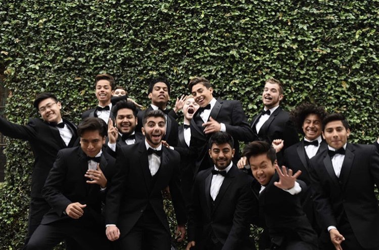 Meet the newest Mr. Fullerton nominees. Photo courtesy of ASB.