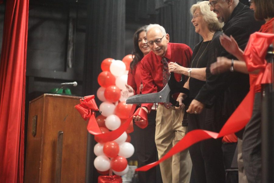 Ribbon cutting ceremony for new MSA building
