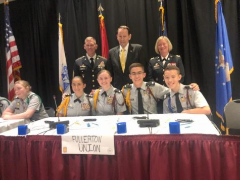 JROTC wins national championship for academic leadership