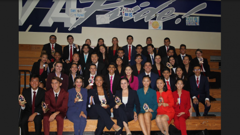 Speech and Debate's success in San Gabriel