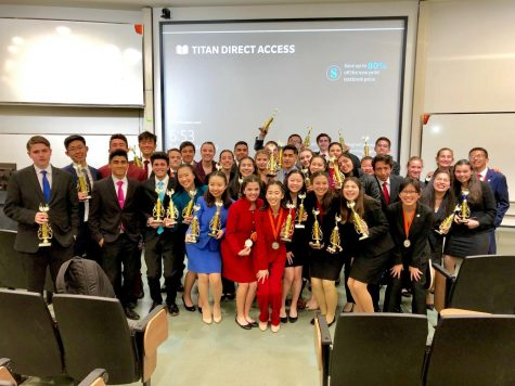 Speech and Debate competes at state qualifiers