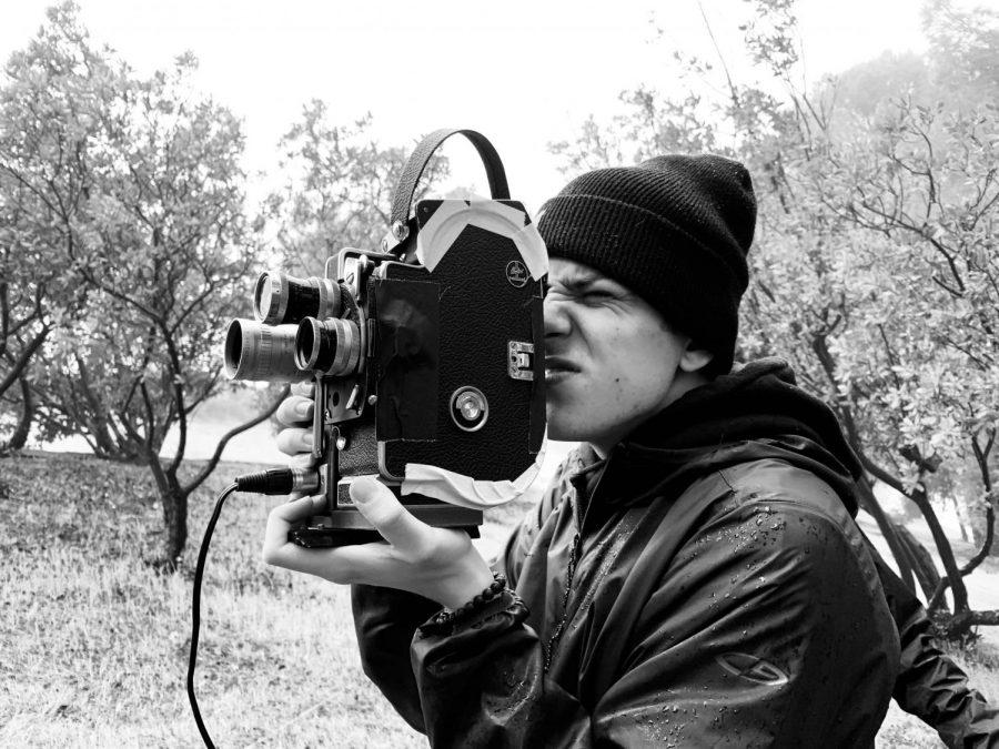 Samuel McIntosh filmed