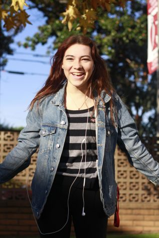 Lexi Ruesga plans to study multiple subjects before settling on a college major.