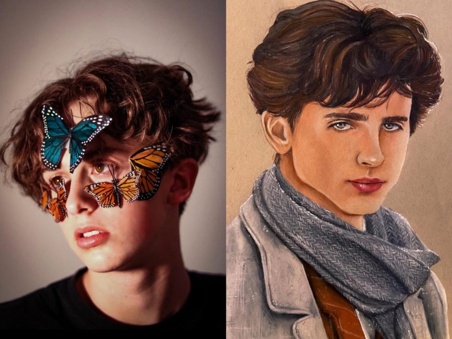 Sophomore excels in multiple art forms