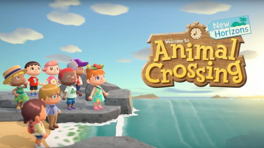 Animal+Crossing+New+Horizons+is+the+most+recent+addition+to+the+Animal+Crossing+series+of+games.