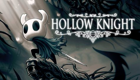 Hollow Knight's protagonist; other characters follow a similar style. Image courtesy of Steam.