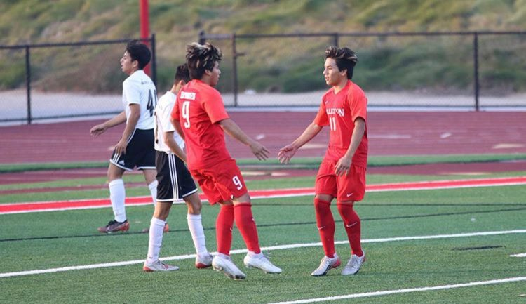 Two is better than one: Senior twins excel at soccer