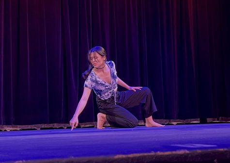 Miranda Van earned the title of OC Artist of the Year Finalist. Photo courtesy of Miranda Van.