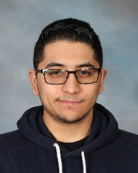 Senior Jonathan Ugarte will go to Fullerton College and major in Criminal Justice.