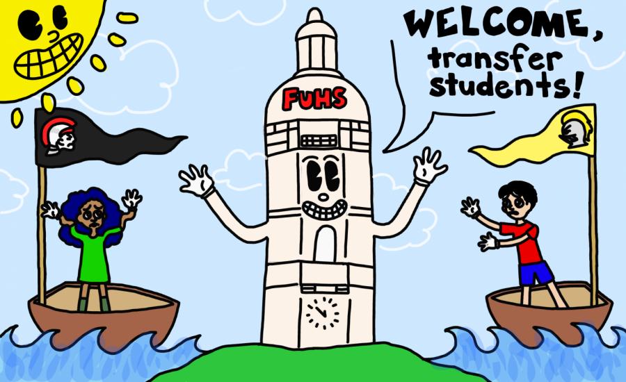 FUHS embraces transfer students